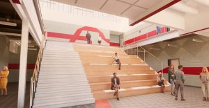 Greene County High School Learning Stair
